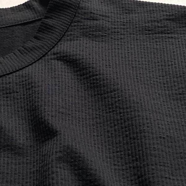 WEWILL ウィーウィル シアサッカー Tシャツ 7.jpg