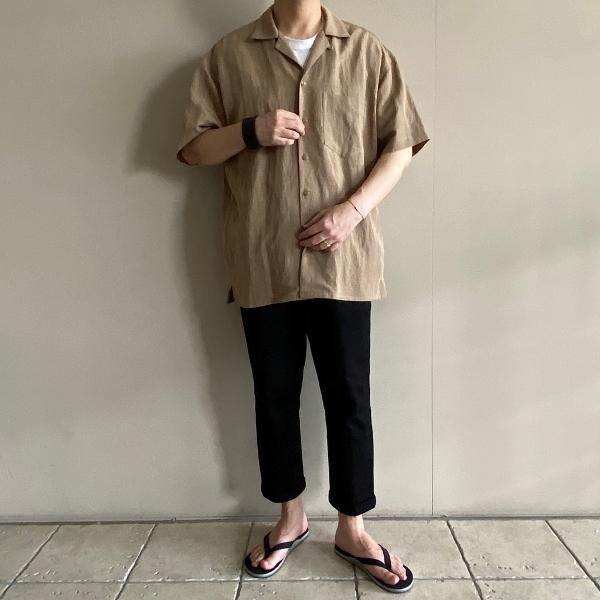 WEWILL ウィーウィル  リネンシャツ 5.jpg