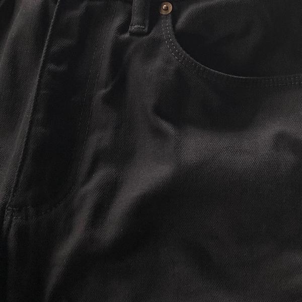 Acne Studios アクネストゥディオズ MAX STAY BLACK ジーンズ デニム ブラック 5.jpg