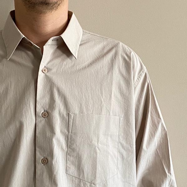 WEWILL ウィーウィル W-000-5004 シャツ 無地 8.jpg