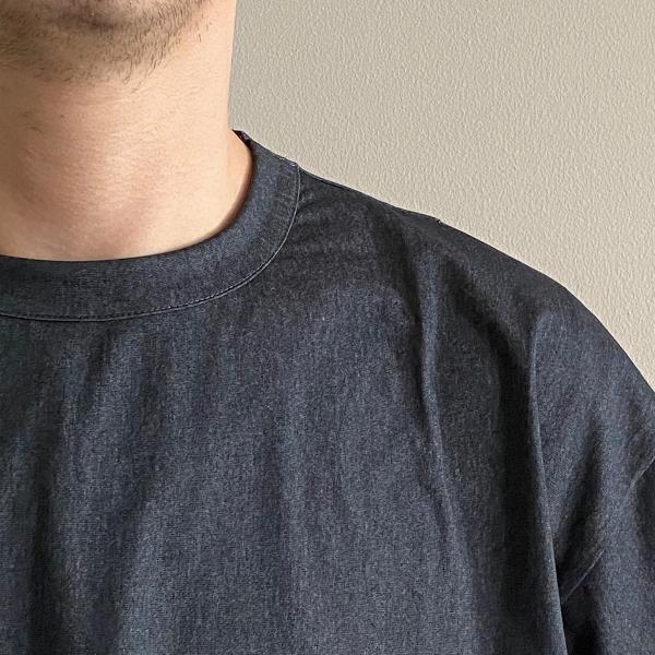 WEWILL ウィーウィル Tシャツ W-000-8011 S.Black 4.jpg