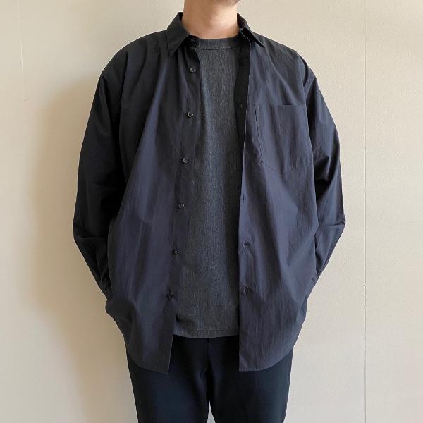 WEWILL ウィーウィル Tシャツ W-000-8011 S.Black 7.jpg