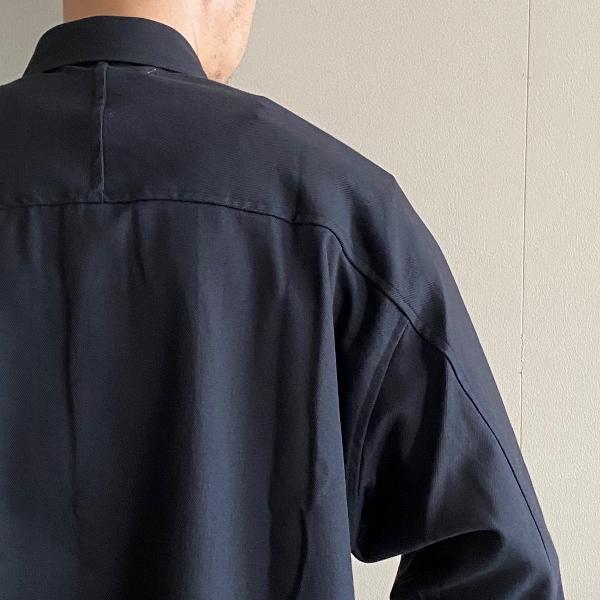 ANEI アーネイ S.S.ACTIVE SHIRT WC シャツ 5.jpg
