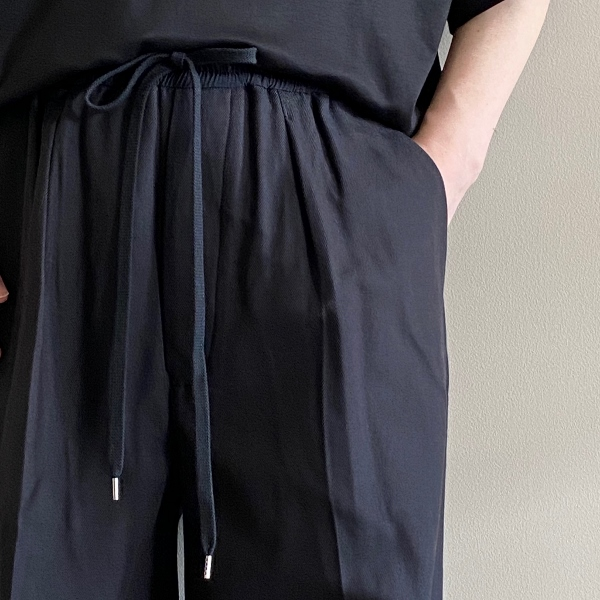 ANEI アーネイ INTUCK SLACKS WIDE WC パンツ 4.jpg