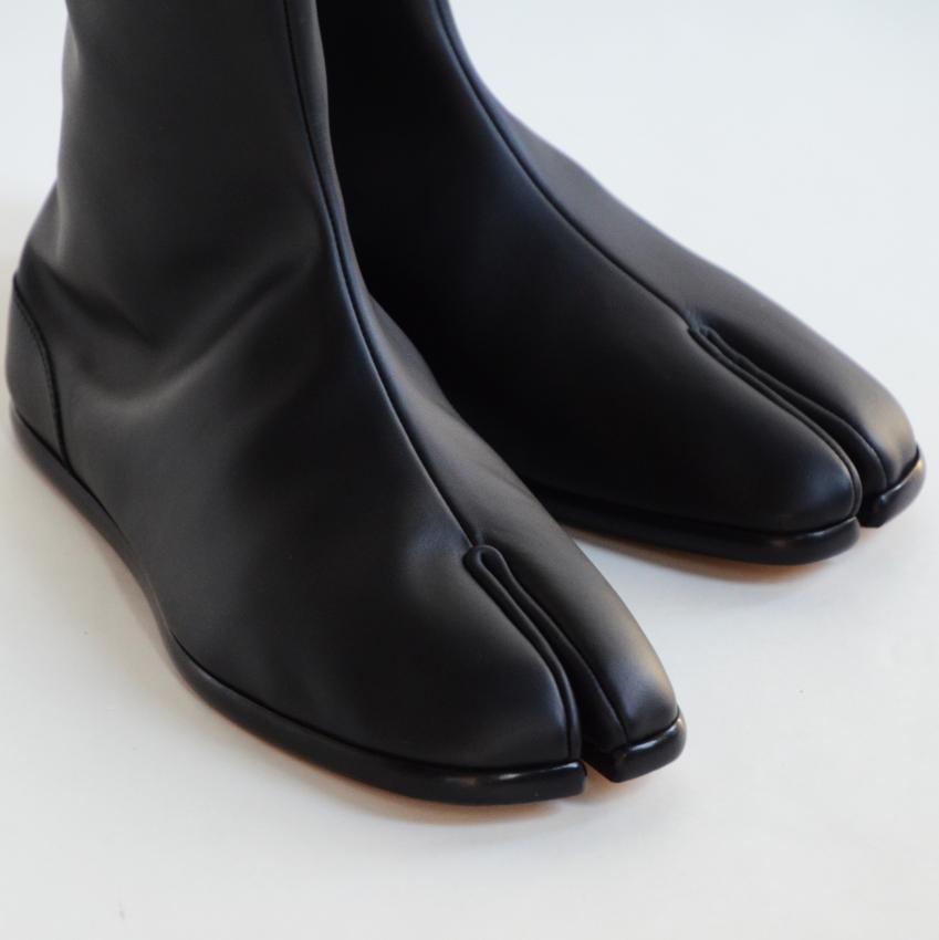 Maison Margiela メゾン マルジェラ TABI ANKLE FLAT 足袋ブーツ 1.JPG