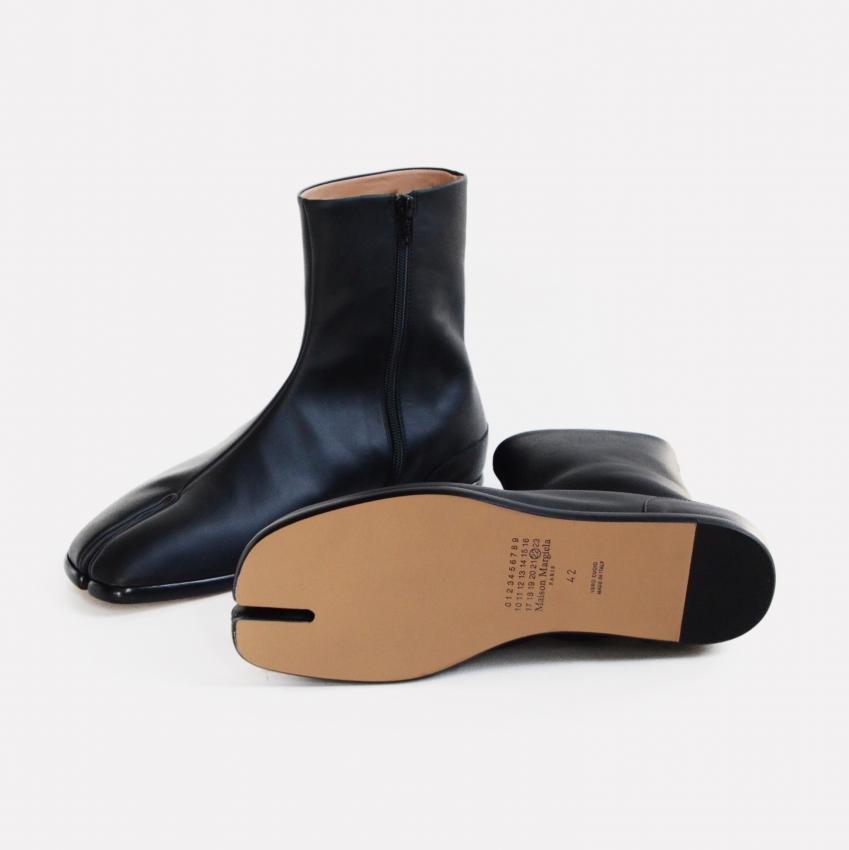 Maison Margiela メゾン マルジェラ TABI ANKLE FLAT 足袋ブーツ 5.JPG