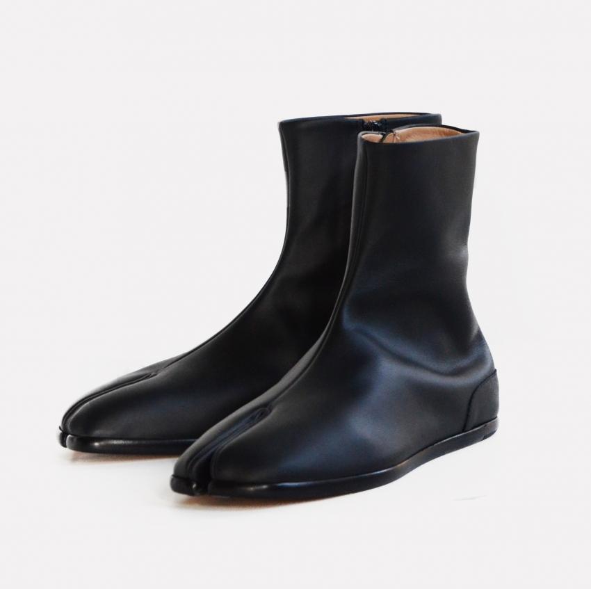 Maison Margiela メゾン マルジェラ TABI ANKLE FLAT 足袋ブーツ.JPG