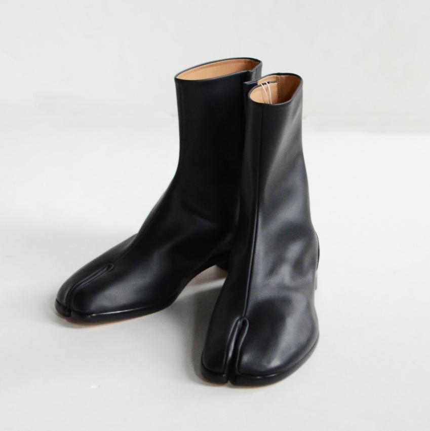 Maison Margiela メゾン マルジェラ TABI ANKLE 30MM 足袋ブーツ 3センチヒール 1.JPG