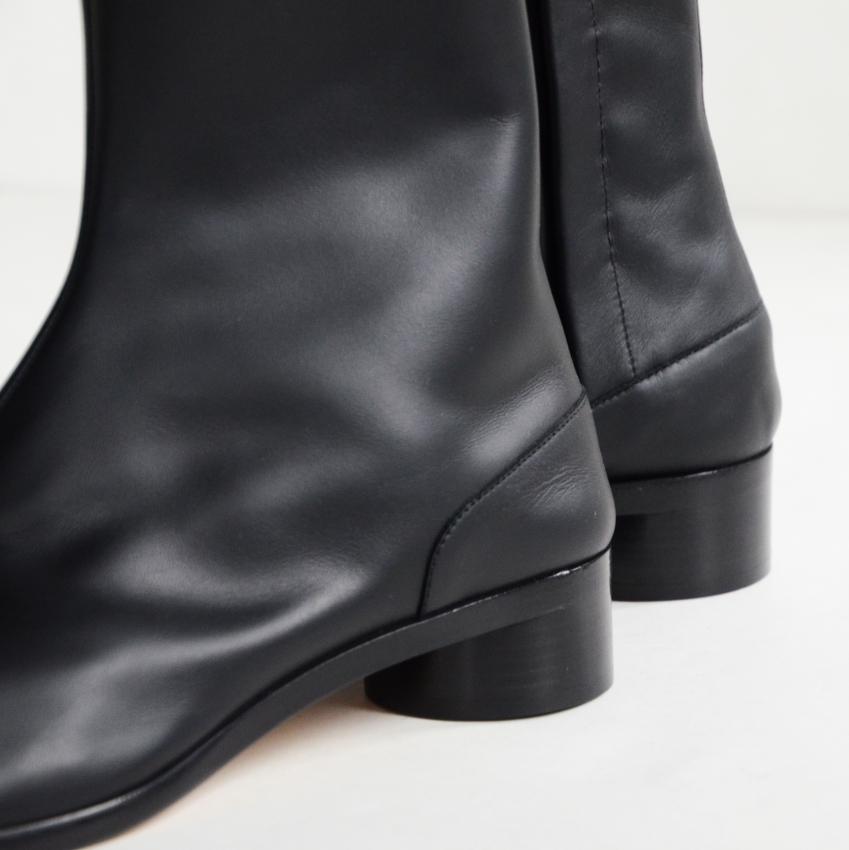 Maison Margiela メゾン マルジェラ TABI ANKLE 30MM 足袋ブーツ 3センチヒール 2.JPG