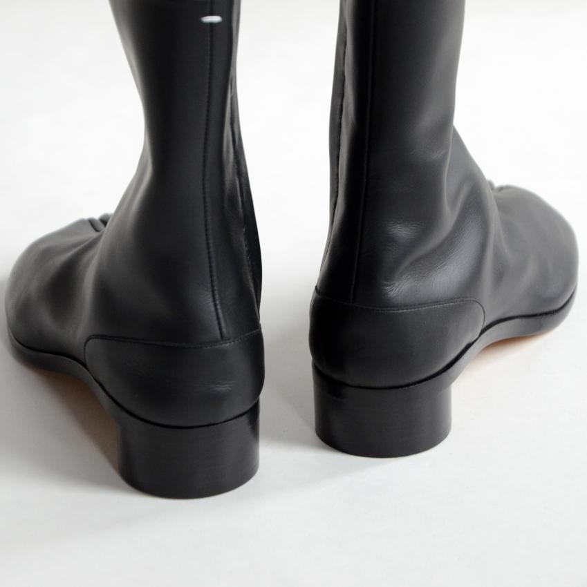 Maison Margiela メゾン マルジェラ TABI ANKLE 30MM 足袋ブーツ 3センチヒール 3.JPG