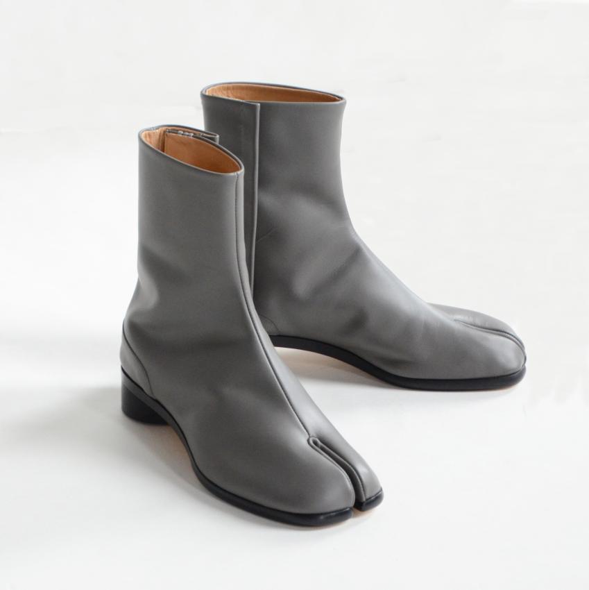 Maison Margiela メゾン マルジェラ TABI ANKLE 30MM 足袋ブーツ 3センチヒール 7.JPG