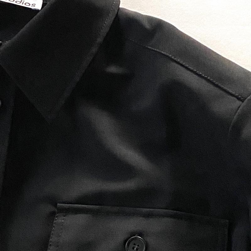 Acne Studios アクネストゥディオズ Sumaco Wo Mh ウールシャツ.jpg