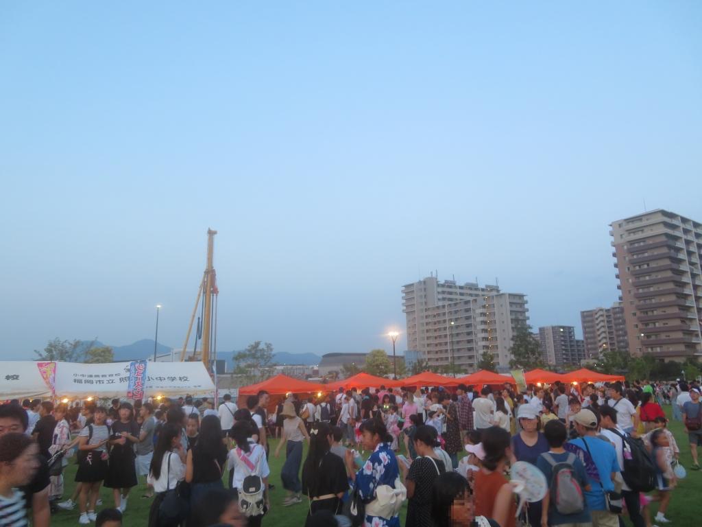 祭りの風景2