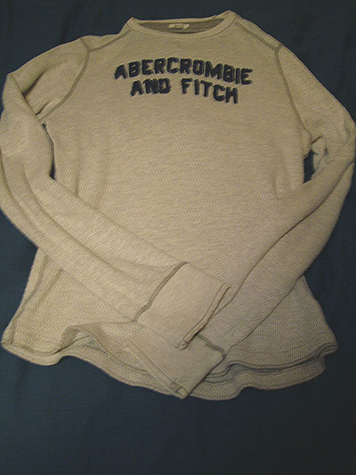 Abercrombie_and_Fitchのニット