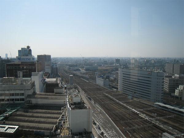名古屋駅付近