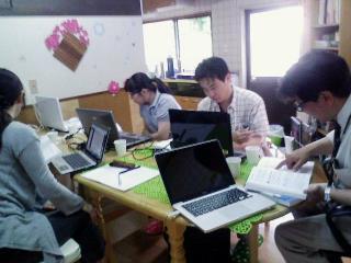 勉強会の様子2