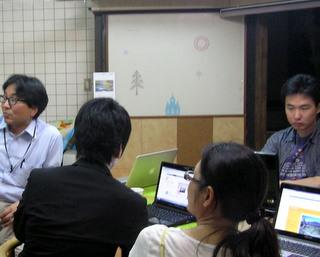 勉強会の様子6