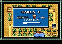 マリオブラザーズ3  ワールド9