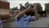 マトリックス警察官