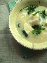 豆腐ホワイトシチュー