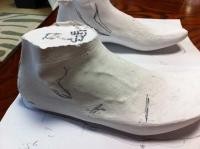 石膏足型2