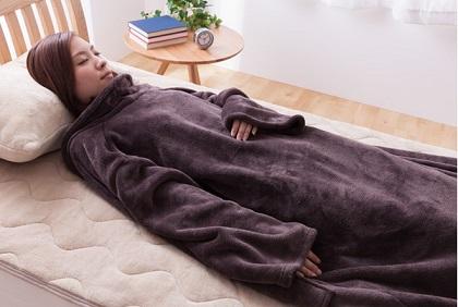 イオン 着る毛布 2013はこんな感じ!着る毛布のオススメ情報はこちら