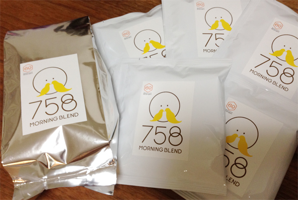 758 Morning Blend