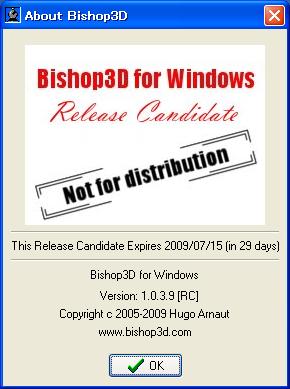 Bishop3D 1.0.3.9 rc2