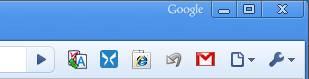 Google Chrome 4 拡張機能