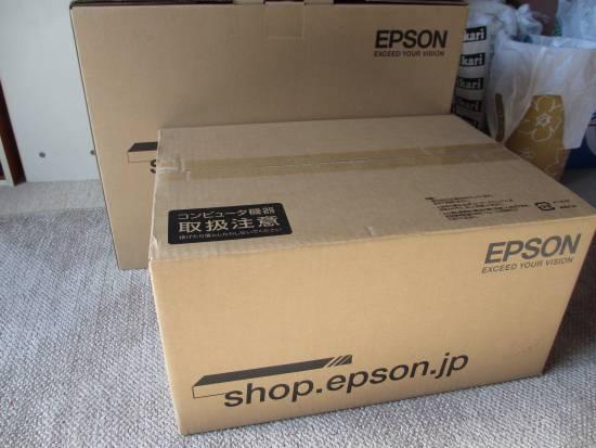 EPSON DIRECT からのデスクトップPC