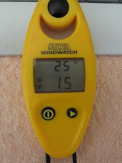 室温25度