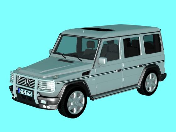 Car Mercedes Benz G class N101110