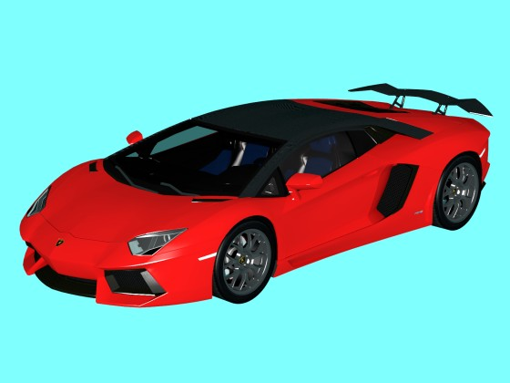 Lamborghini Aventador LP760 2