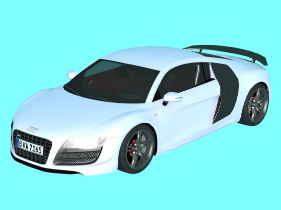 Audi R8 GT(1)