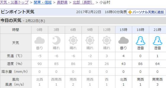 2017-02-22_小谷村の天気   Yahoo 天気・災害_s.jpg