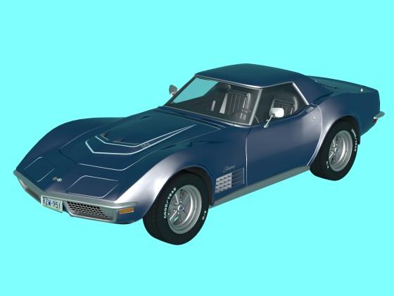 Corvette ZR1 1970