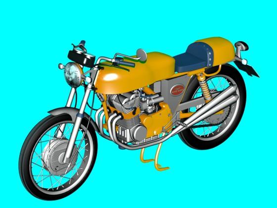 Moto Guzzi Motorcycle