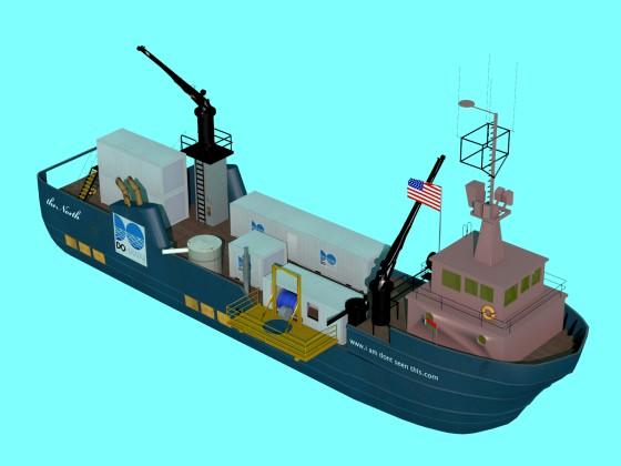 Ship - boat