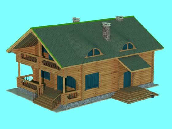 House wood N010614