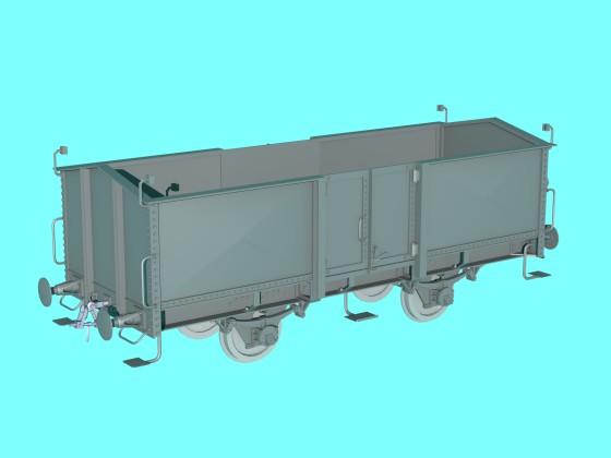 X1014 Boxcar