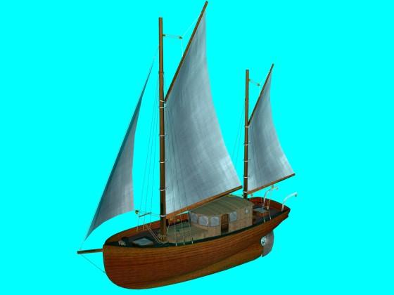 Sailing Boat D0405211C58