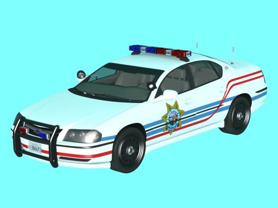 Impala Highway Patrol