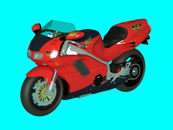 Honda NR750 Motorcycle