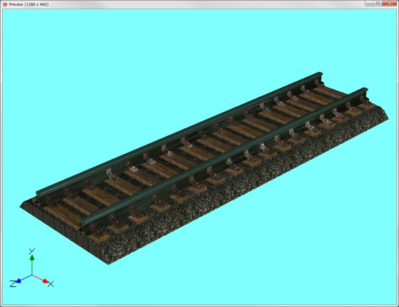 poseray_preview_RailRoad_segment_3ds_last_s.jpg