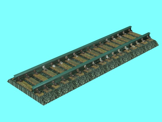 RailRoad segment