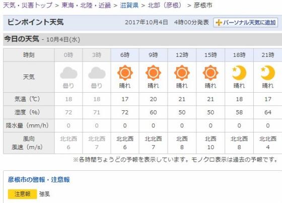 2017-10-14_彦根市の天気   Yahoo 天気・災害.jpg