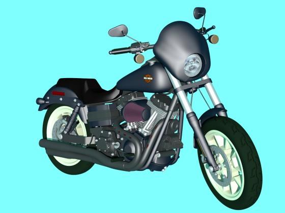 Harley-Davidson Low Rider