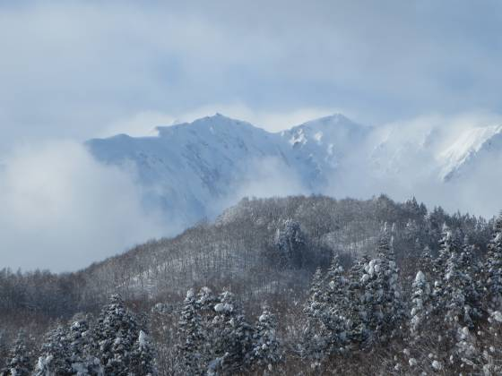 2018-01-12_1017_ハンの木第1クワッドリフトから唐松岳が見えた_IMG_3758_s.JPG