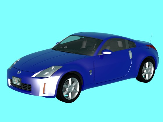 Car Nissan 350 Z N220510