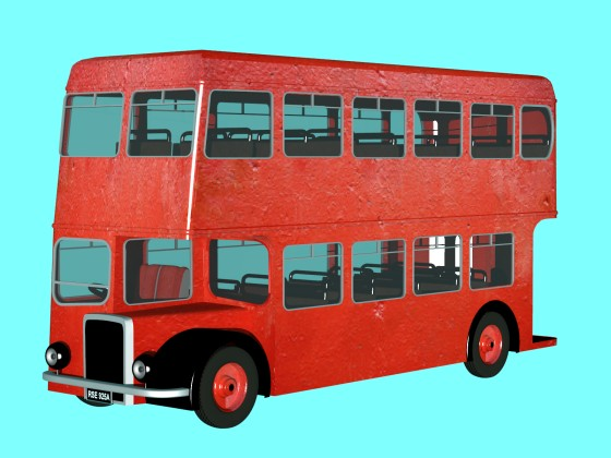 Double Deck Bus